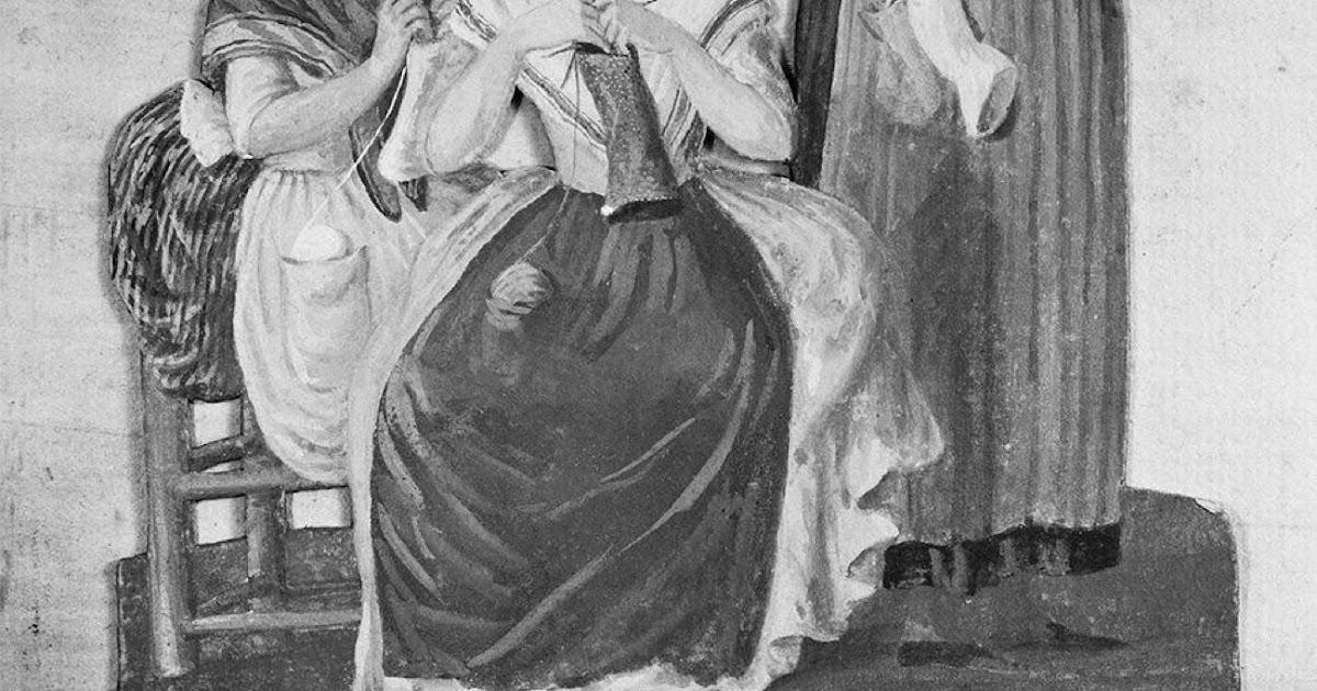 les tricoteuses jacobines