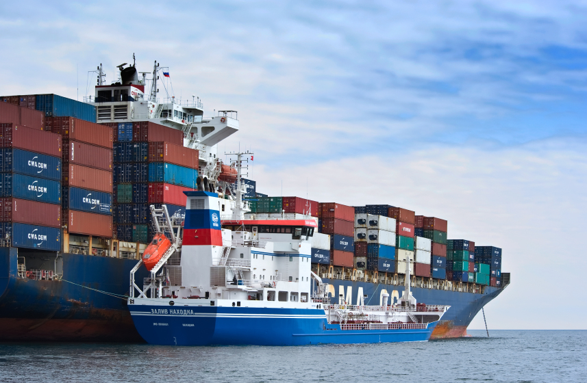 International Shipping of Goods Other Than Automobiles and