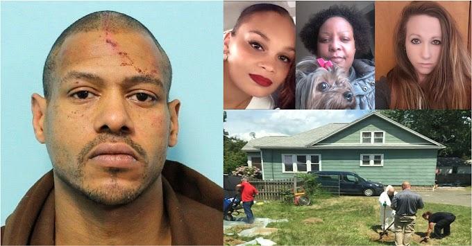 Un afroamericano detenido por los asesinatos y violaciones sexuales de tres mujeres en Massachusetts