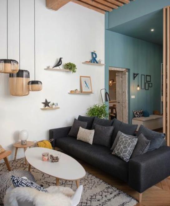 Artwall and co vente tableau design d coration maison for Decoration lumignon 8 decembre