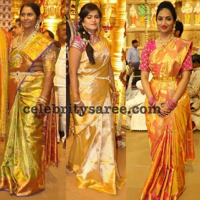 Light Weight Traditional Sarees