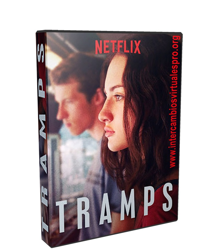 Tramps poster box cover