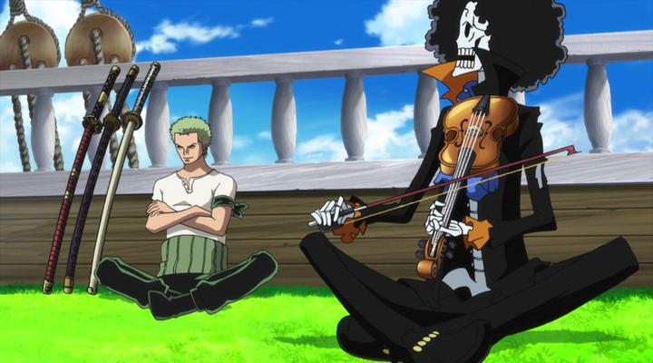 One Piece The Movie 10: Strong World