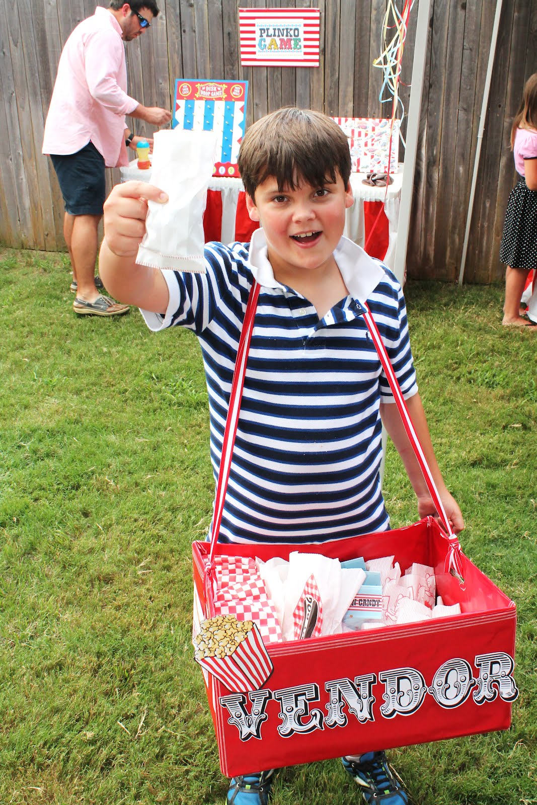 Photos From The Kiddos Carnival Birthday Party