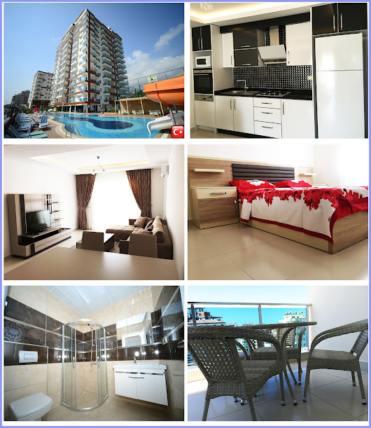 Rosetree Homes / Apartment from Turkey / Property from Alanya / Apartment for sale