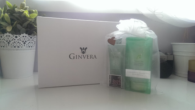 Ginvera prizes - BB cream and marvel gel