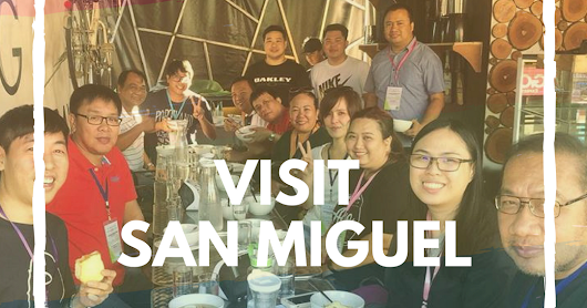 What to eat in San Miguel Bulacan