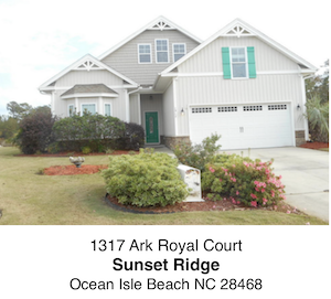 Sunset Ridge OIB
