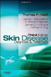 Skin Disease: Diagnosis and Treatment 3rd Edition, Habif PDF