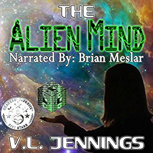 The Alien Mind Audiobook cover