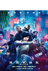 Ghost in the Shell (2017) 3D SBS Latino AC3 5.1 / Español Castellano AC3 5.1 / ingles AC3 5.1 / ingles TrueHD 7.1