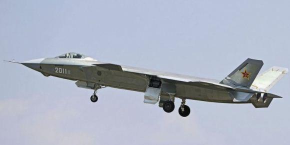 Prototipe J-20 ketiga