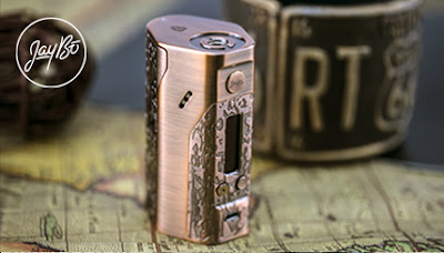 Reuleaux DNA200 Bronze available now