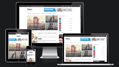 Robin blog template responsive V 1.0