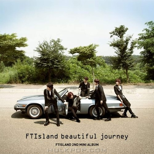 FTISLAND – Beautiful Journey – EP