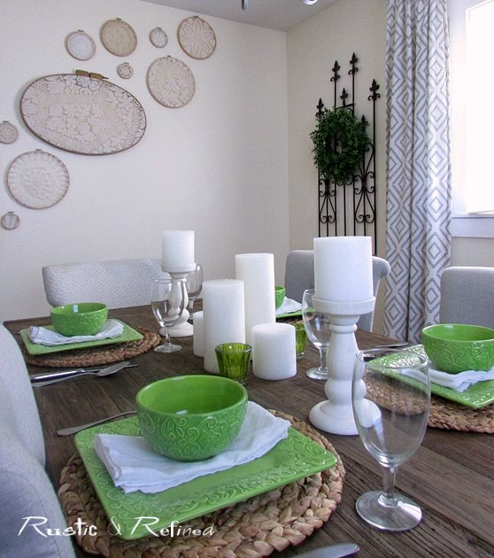 Table Ideas for Entertaining