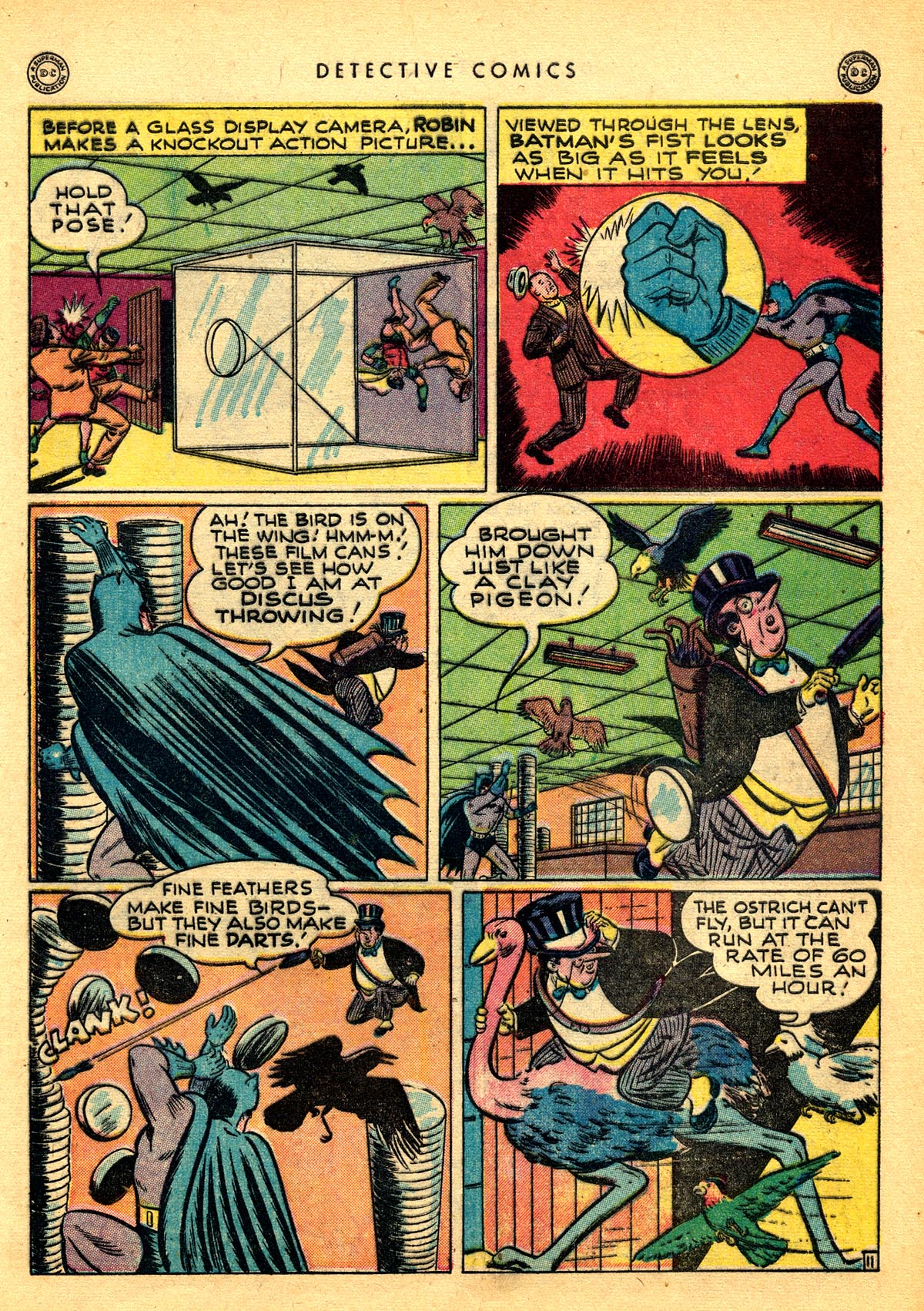 Detective Comics (1937) 120 Page 12