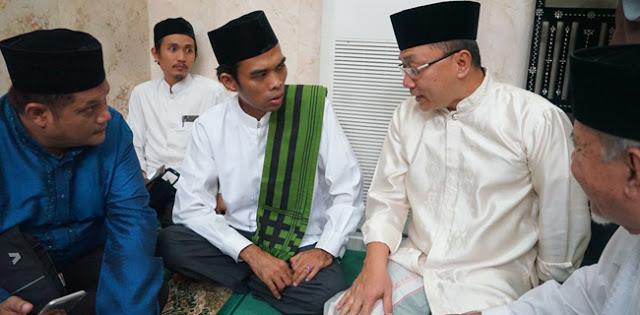 Ketua MPR: Saya Pendengar Setia Ceramah Ustad Abdul Somad