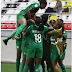 JUST IN: Nigeria's Falconet Beat Canda 3-1