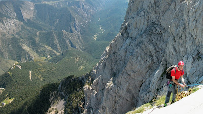 via Pany, Pedraforca