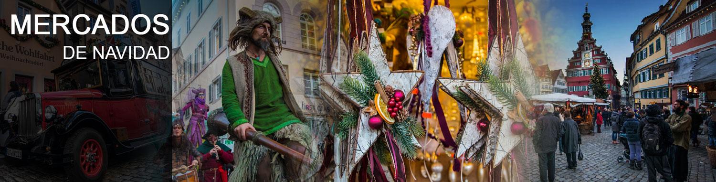 Mercado de navidad en Alemania