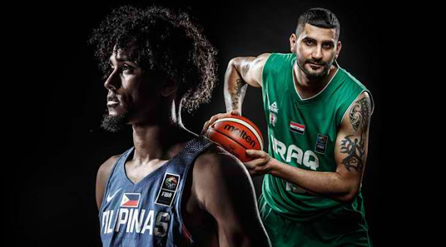 List Replay Videos Gilas Pilipinas vs Iraq FIBA Asia Cup 2017