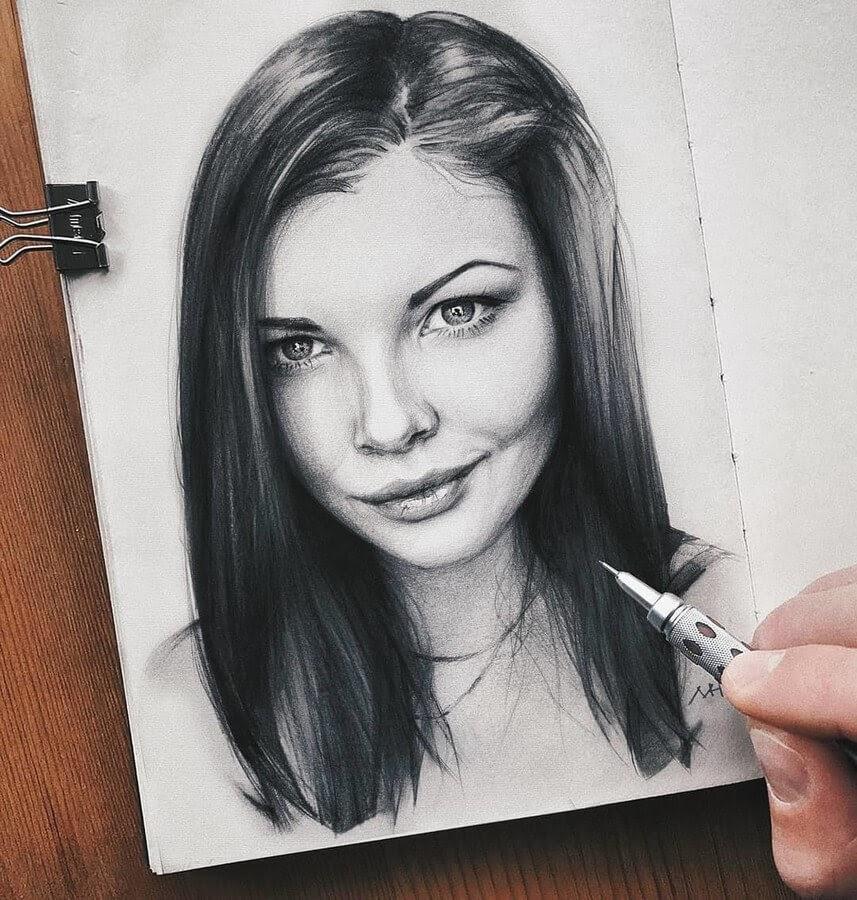 11-Michael-Naumets-Pencil-Portraits-www-designstack-co