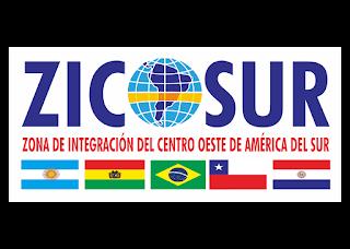 Zicosur Logo Vector