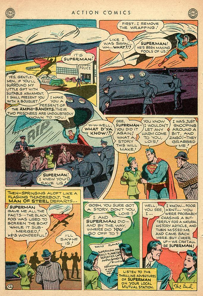 Action Comics (1938) 90 Page 12
