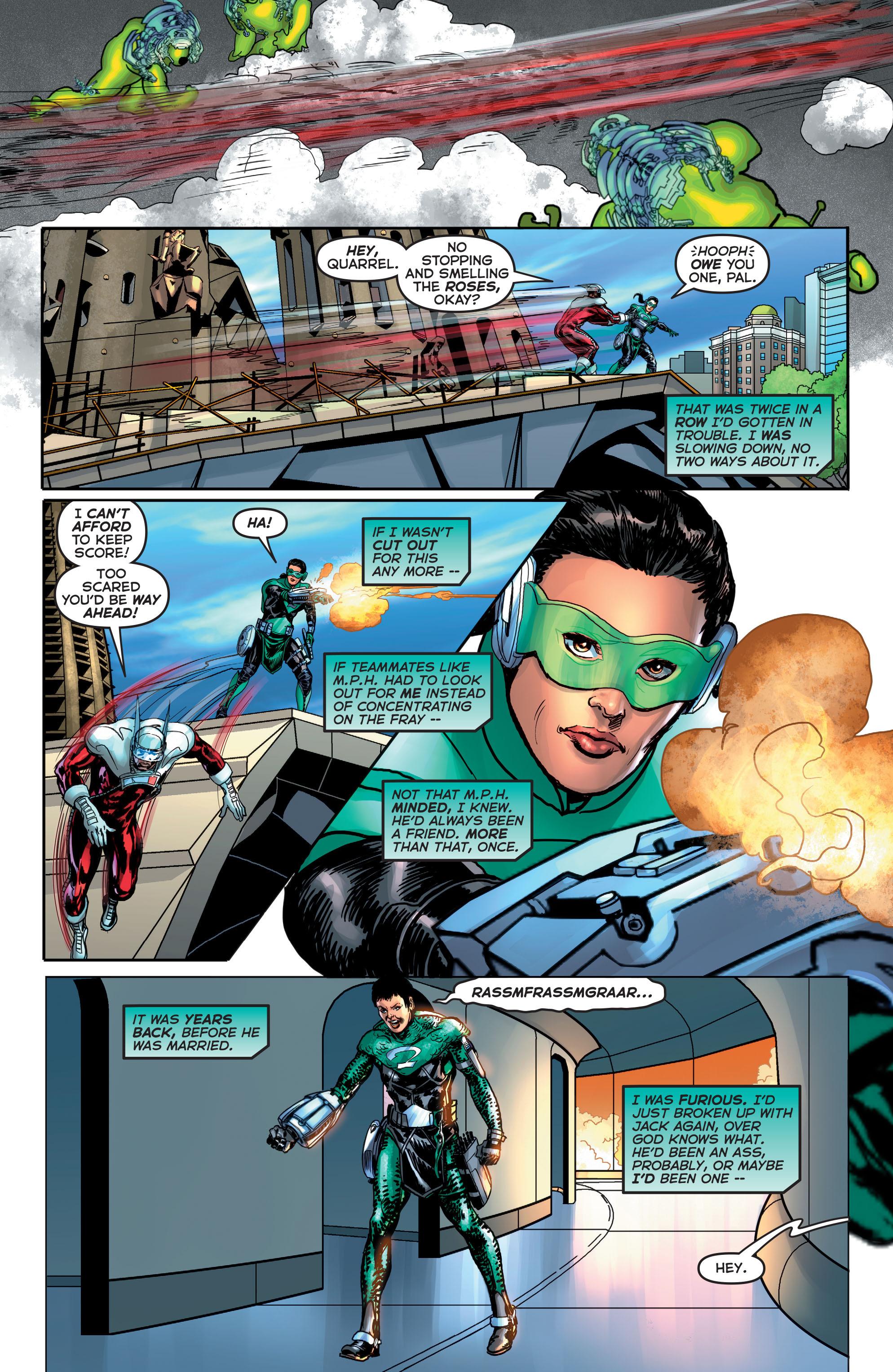 Read online Astro City comic -  Issue #20 - 4