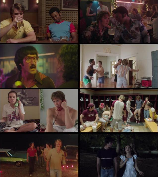 Everybody Wants Some 2016 English 720p BRRip