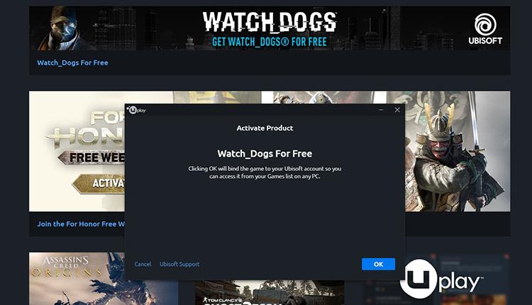 Dapatkan Watch Dogs Gratis Sebelum Terlambat! - Piratto