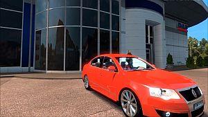 Car – VW Passat V 1.8