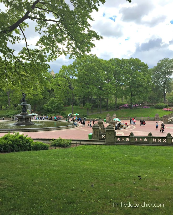 Best spots in Central Park