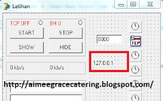 Cara Menampilkan IP Address Dengan Delphi