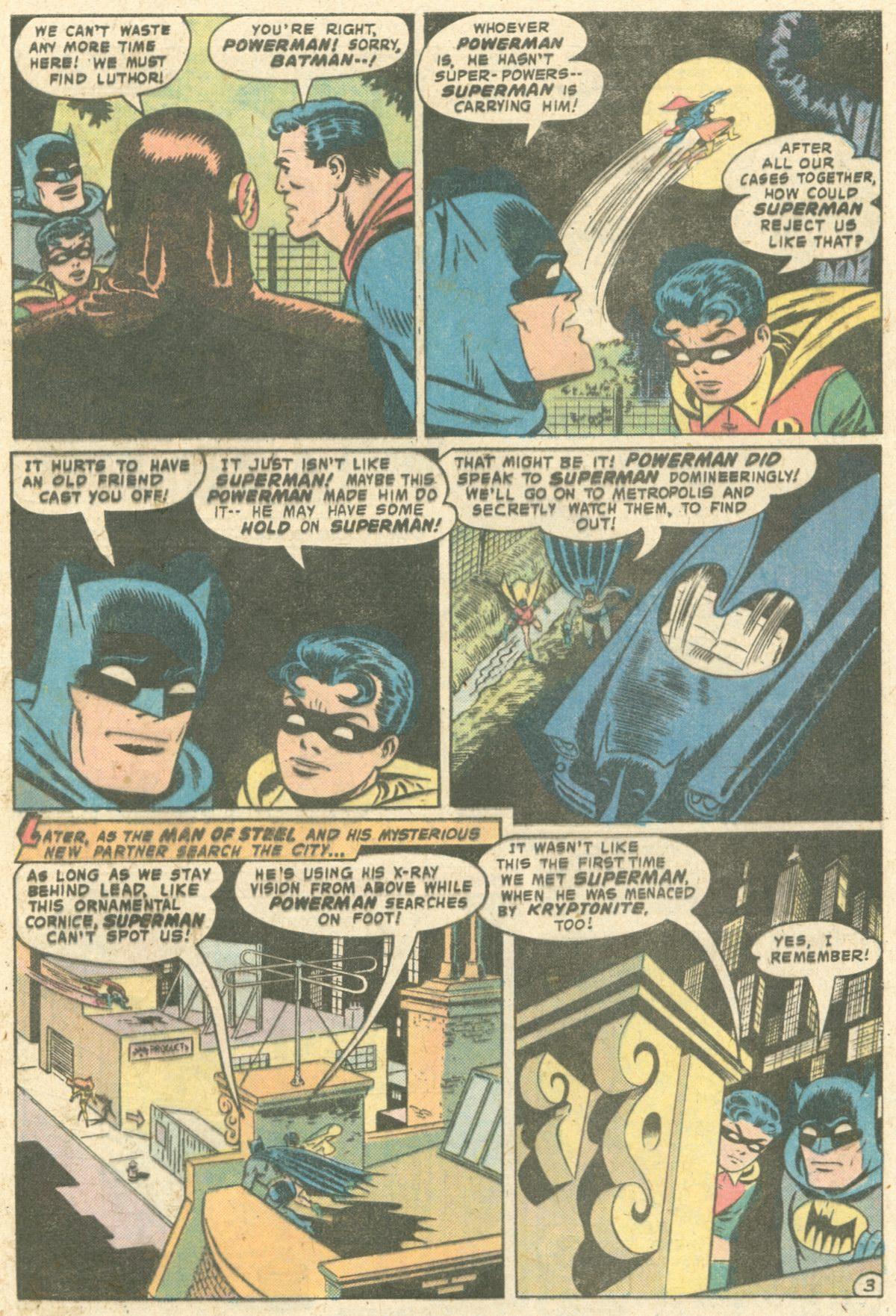 Read online World's Finest Comics comic -  Issue #229 - 5