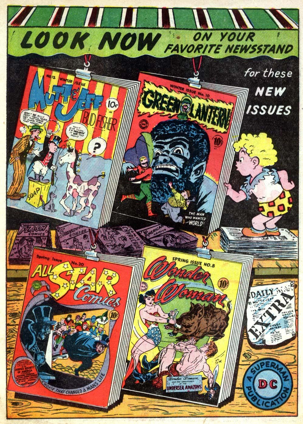 Read online All-American Comics (1939) comic -  Issue #57 - 26