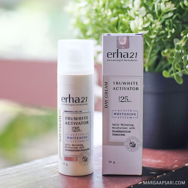 Erha TruWhite Activator C Serum & Skin Barrier Facial Wash