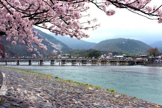 Arashiyama, Kyoto, Jepang