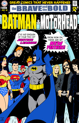 Batman And  Motorhead