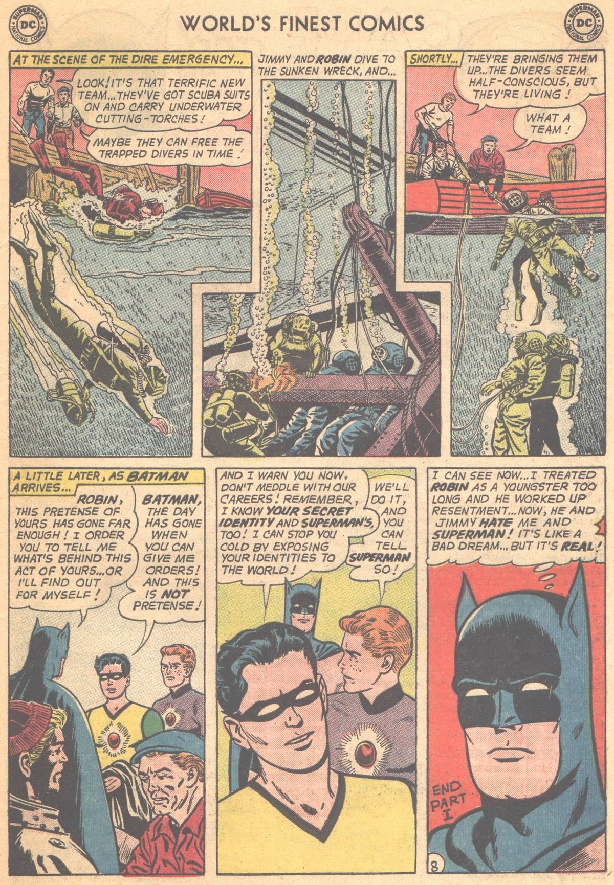 Read online World's Finest Comics comic -  Issue #147 - 11