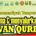 Daftar Panitia Penerimaan dan Penyaluran Hewan Qurban PCM Tempurejo Tahun 2017