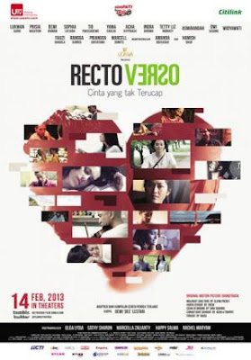 Poster Film Rectoverso