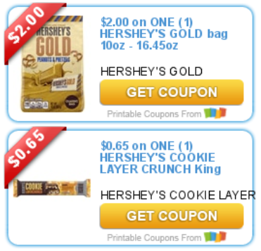 image about Printable Candy Coupons named HERSHEYS Sweet: 2 Refreshing Printable Discount codes in direction of Help save Bargains and