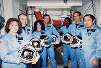 crew challenger 1986
