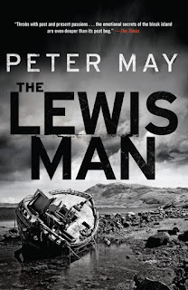 Review of Lewis Man by Peter May