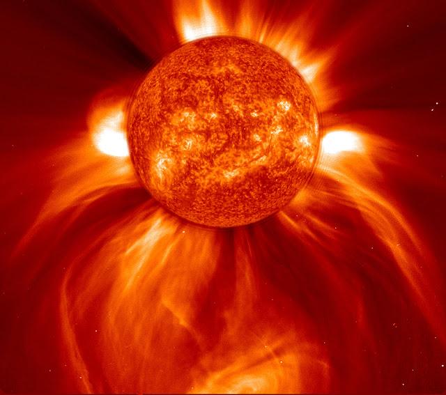 matahari - pusat dari galaksi bima sakti