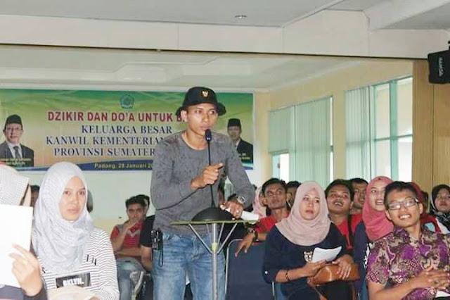 Rezki Saputra: Menetak Perjuangan, Menyelesaikan Kuliah dan Menggerakkan Komunitas