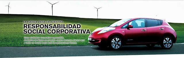 Nissan medio ambiente