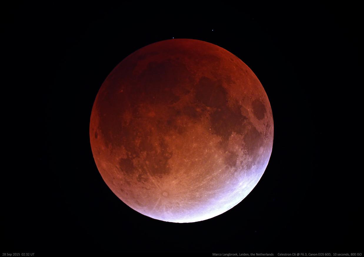 SatTrackCam Leiden (b)log: OT - the Lunar Eclipse of 28